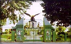 Museum Sriwijaya Subkoss Garuda