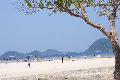 Pantai Bagus, Objek Wisata Baru di Lampung