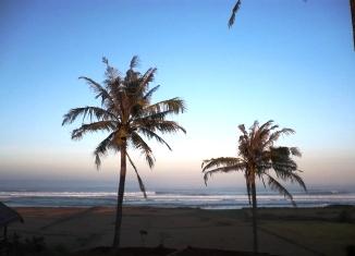 Pantai Rancabuaya Kerap Dijadikan Penelitian Wisman