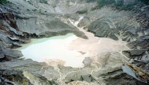 Kawah Tangkuban Perahu