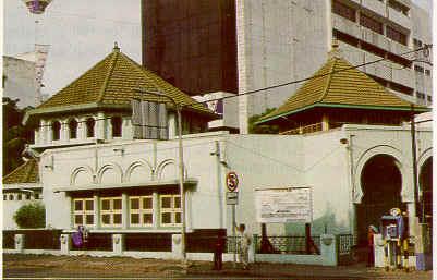 Masjid Kebon Jeruk