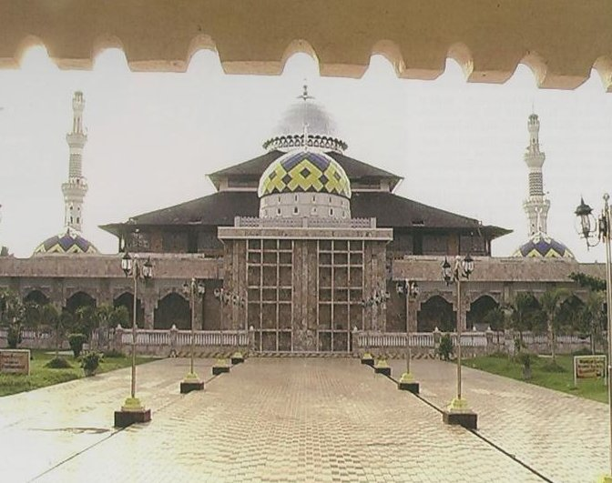 Masjid Raya & Candi Agung Amuntai
