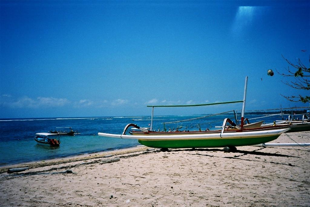 Pantai Tanjung Benoa, Tujuan Wisata Air