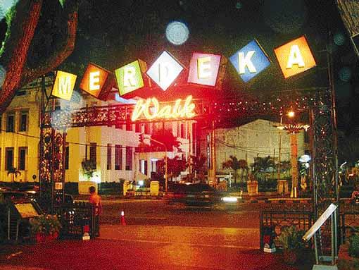 Malam-Malam di Medan