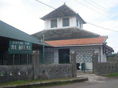 Masjid Tua Katangka Situs Masuknya Agama Islam