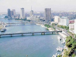 Sungai Nil Mesir