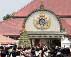 Ritual Ngalap Berkah Sesepuh Kraton Surakarta