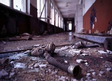 Ayooo…Wisata ke 'Kota Neraka' Chernobyl