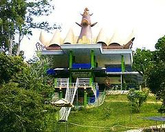 Taman Bumi Kedaton, Wisata Alternatif di Pinggiran Bandar Lampung