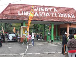Wisata Linggarjati Indah