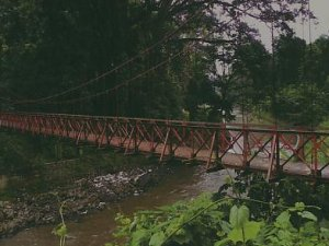Ketenangan di Tengah Kota Hujan