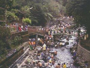 Pemandian Air Panas Tempat Wisata untuk Kesehatan
