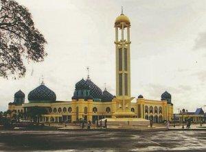 Dari Masjid ke Masjid dan Makam Banjarmasin – Kalimantan Selatan