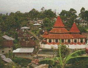 Surau Tua Minangkabau Tanah Datar – Sumatera Barat