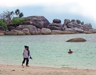 Belitung, Pulau Pasir Putih yang Terus Bersolek