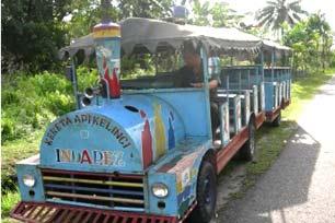 Nikmati Kereta Kelinci di Kaliurang