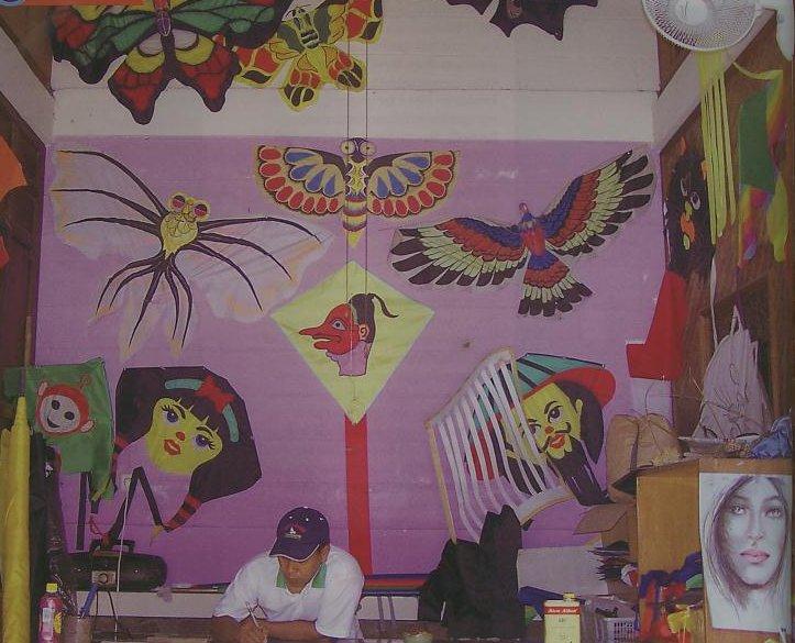Museum Layang-Layang Dolanan Anak Indonesia