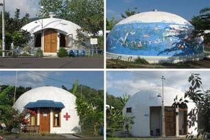 Dome, Rumah Unik di Sekitar Joglo