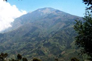 Gunung Merbabu, Favoritnya Para Pendaki