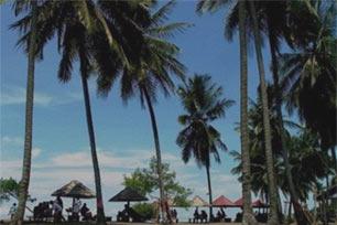 Lombang-Lombang, Objek Wisata Andalan Mamuju