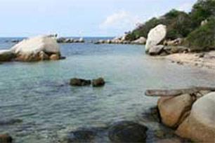Pulau Lepar dan Pongok, Dua Pulau Indah di Babel