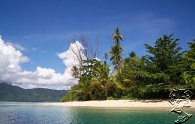 Rumberpon, Pulau Indah di Papua