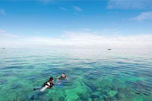 Misteri Bawah Laut Pulau Samalona, Makassar