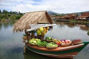 Pasar Apung Lembang