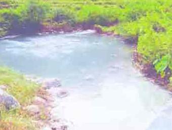 Sumber Air Panas Gemuhak