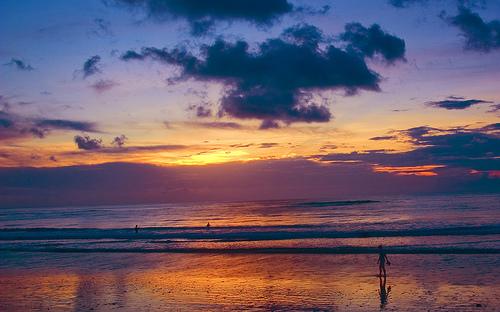 Pantai Kuta, Legian, Seminyak