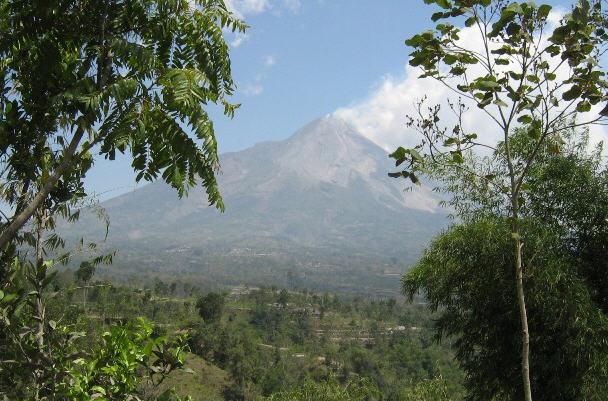 Lereng Gunung Merapi Primadona Wisata Boyolali