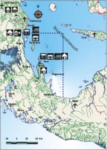 peta-taman-nasional-cendrawasih