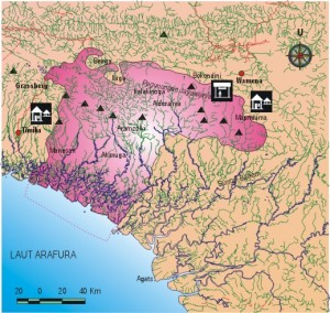 peta-taman-nasional-lorentz