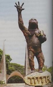 Pusat primata Schmutzer: Surga pecinta primata