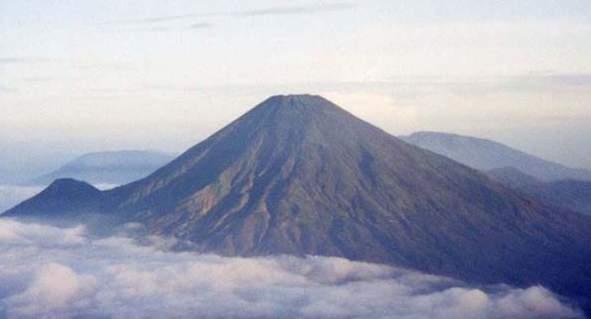 Peringkat Gunung Tertinggi di Indonesia