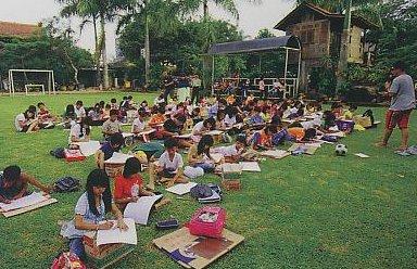 Sekolah Alam Penuh Edukasi