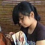 Siswa Belajar Batik Tulis Klasik Kontemporer