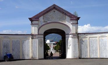 Menjenguk Makam Serdadu Belanda di Aceh