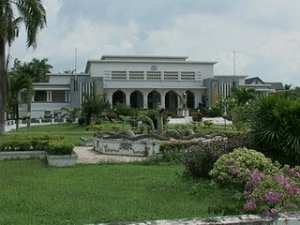 Museum Mulawarman Intip Istana Kesultanan Kutai