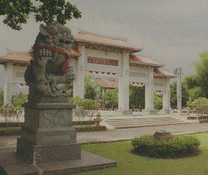 Intip Budaya Tionghoa di Taman Mini