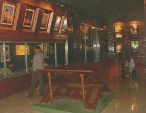 Museum Sejarah Perkembangan Islam di Jawa Tengah Tower Asmaul Husna – Masjid Agung Jawa Tengah