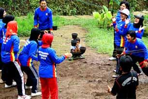 Ayo Liburan Keluarga ke Ciwangun Indah Camp