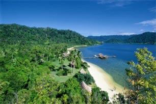 Cubadak, Pulau Indah yang belum Terjamah