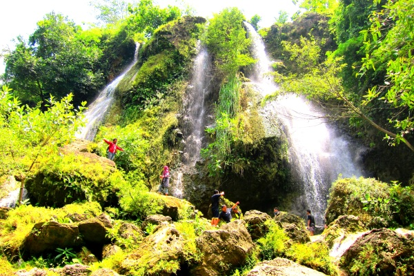 Air Terjun Srigethuk, Oase di Gunungkidul