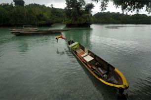 Danau Napabale, Danau Berair Asin di Muna