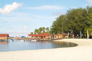 Terpesona di Pulau Derawan