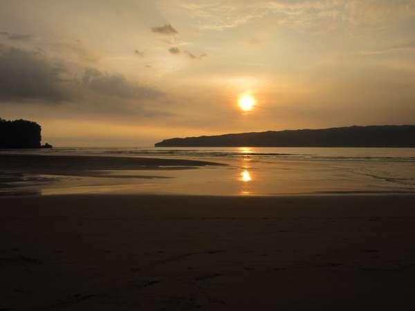 Siapa Sangka, Pacitan Punya Sunset Secantik Ini
